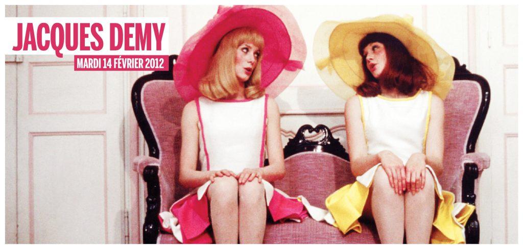 Les demoiselles de Rochefort - Pauline Darley - Le blog de l'effrontée et Pandora - Louise Ebel