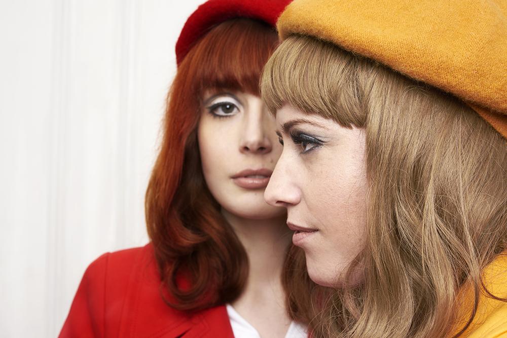 Les demoiselles de Rochefort - Pauline Darley - Le blog de l'effrontée et Pandora